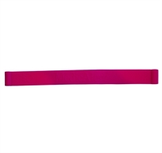 Pink Silicone Band Only - Large