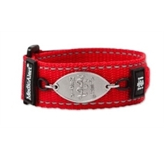Kids Cherry Red Band with Petite Emblem - Small