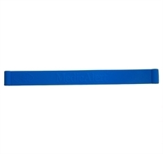 Blue Silicone Band Only - Medium
