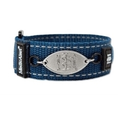 Kids Navy Blue Band with Petite Emblem - Small