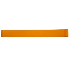 Orange Silicone Band Only - Small