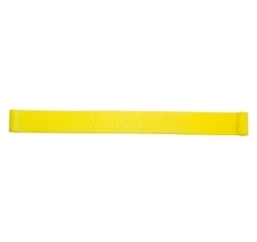 Yellow Silicone Band Only - Medium