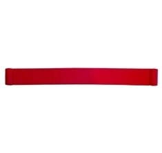 Red Silicone Band Only - Medium
